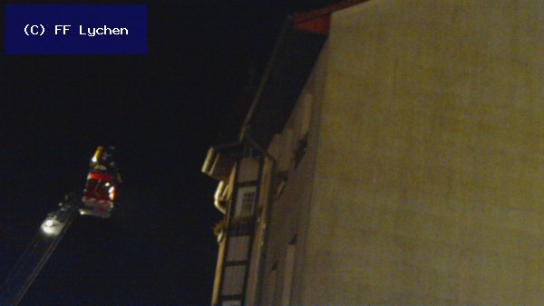 B-Gebäude 2 vom 07.11.2013  |  (C) FF Lychen (2013)